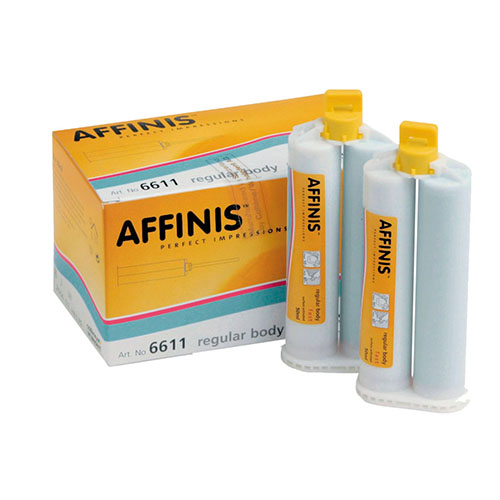 Affinis Fast Regular Body Reposición