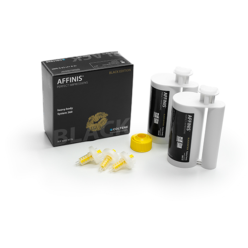 Affinis System 360 Heavy Body Black Edition 2x380ml
