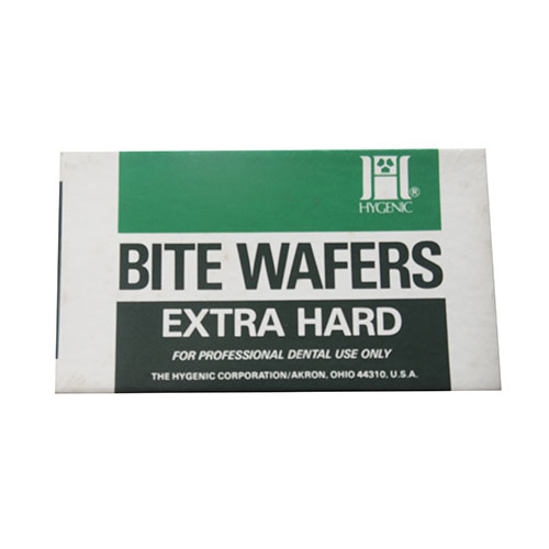 Cera Bite Wafers No Laminada Hygenic (Extra Hard)
