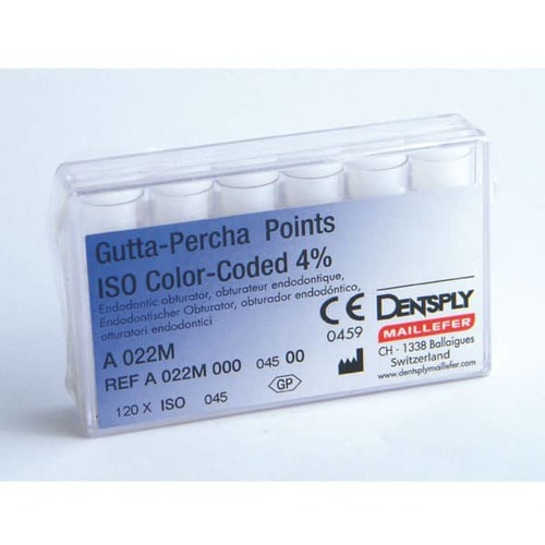 Guttapercha Maillefer Color .04 N.25